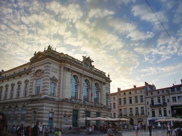 Montpellier Opéra Comédie